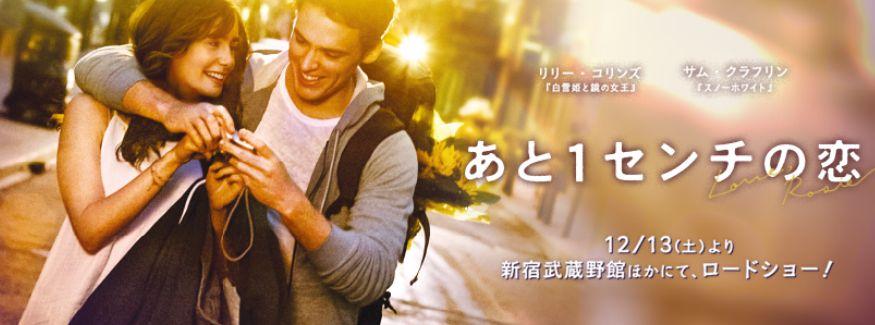 映画『あと1センチの恋』レビュー ネタバレあり